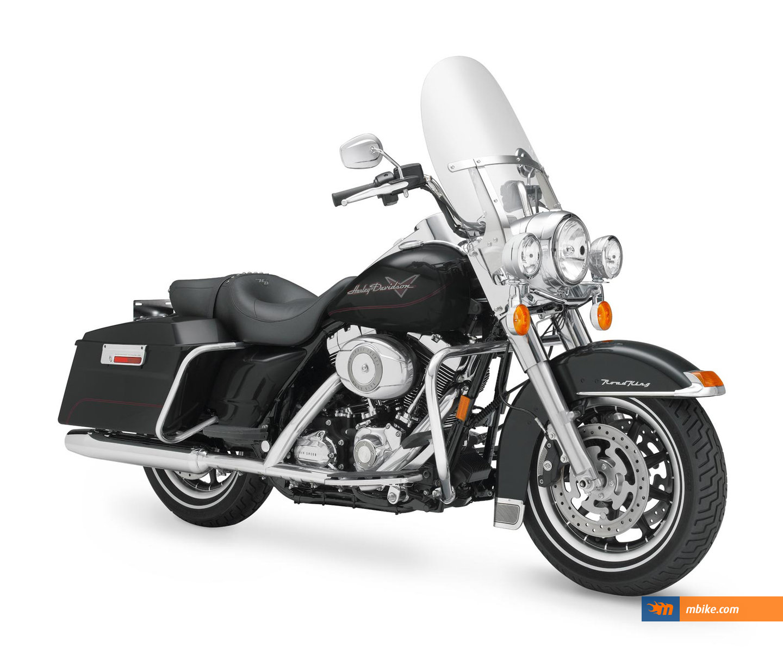 Harley Davidson Wallpaper: Harley Davidson Road King Wallpaper