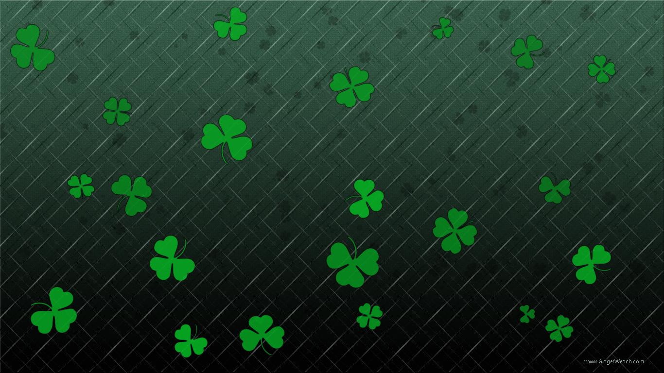 St Patricks Day Desktop Backgrounds 1366x768