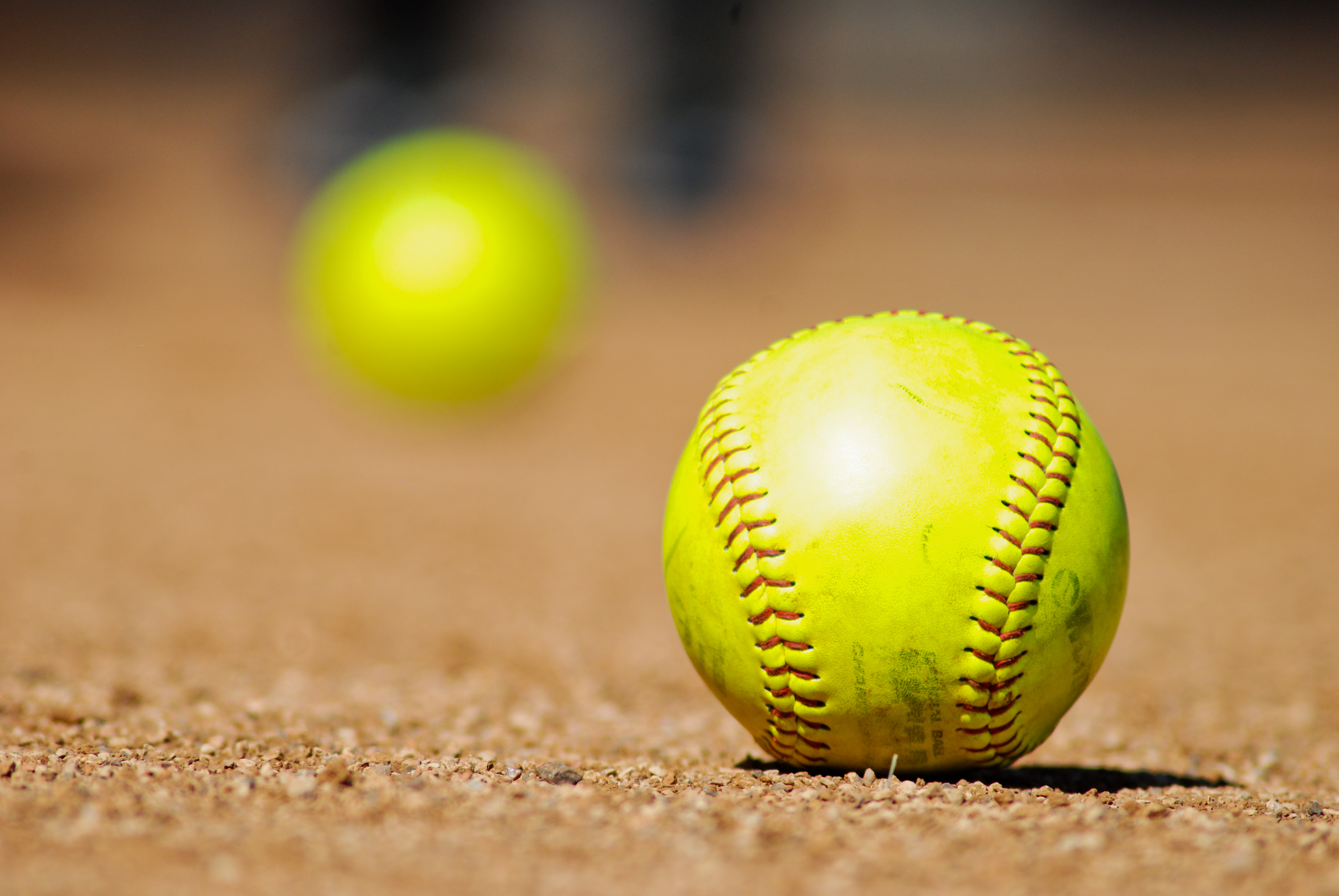 Softball Wallpapers High Quality Download 3872x2592