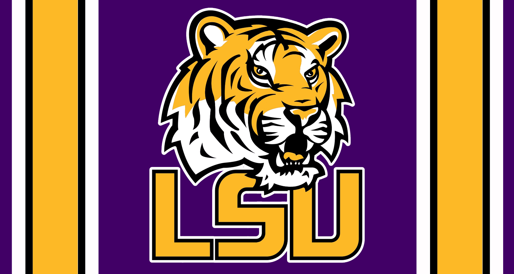 LSU Desktop Wallpaper Modern Logo Cajun Pygmy Design Pinterest 1800x960