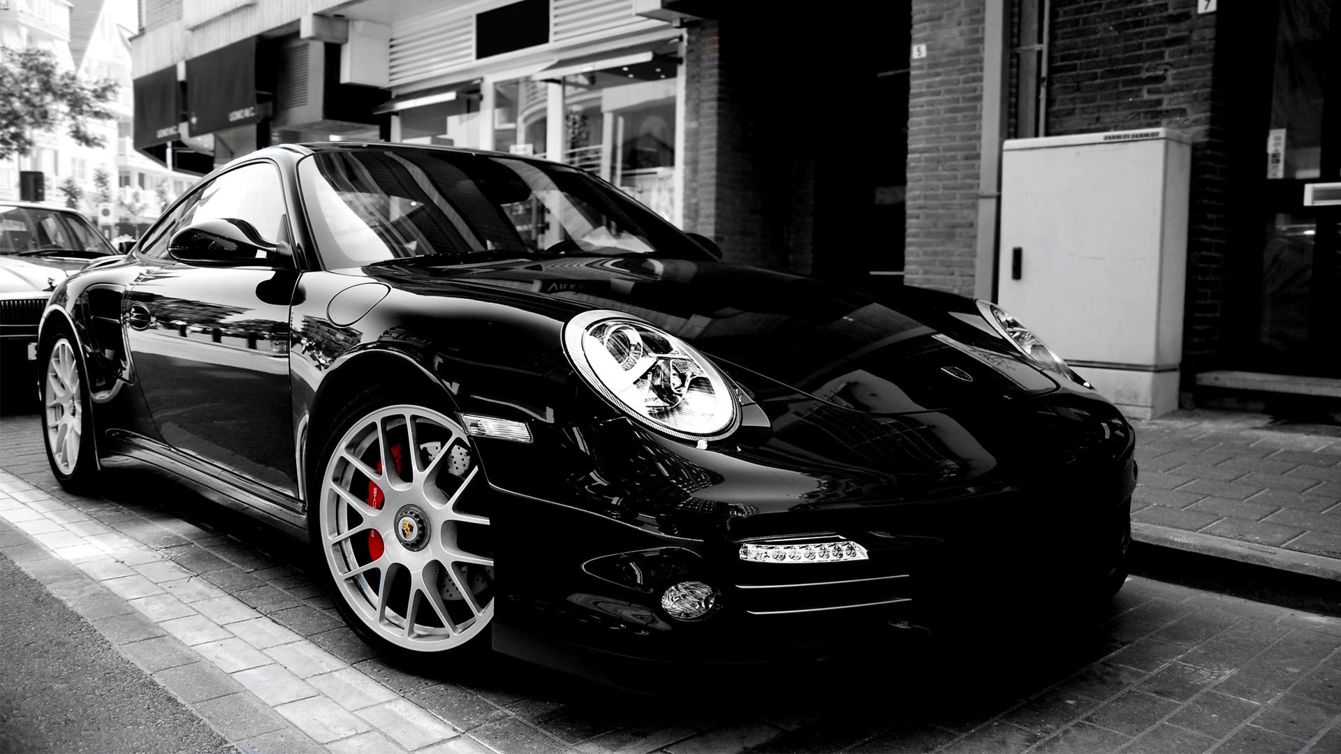 Background Car Hd Wallpapers Cities: Porsche HD Wallpapers 1080p