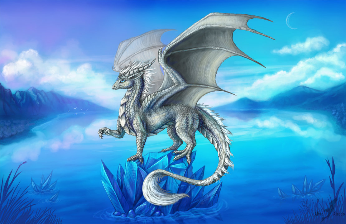 Beautiful Dragon Wallpaper Wallpapersafari