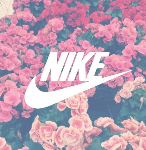 background fasion flower flowers nature nike wallpaper   image 500x516
