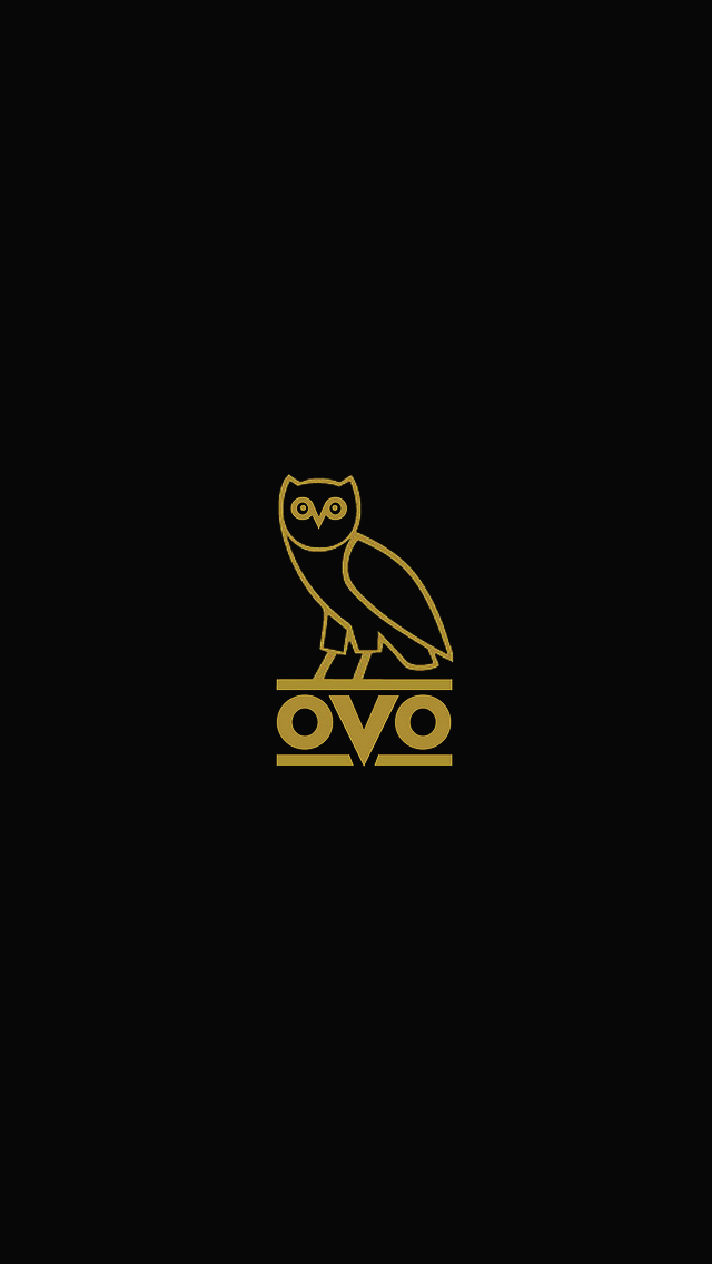OVO Owl Wallpaper - WallpaperSafari Ovo Drake Iphone Wallpaper