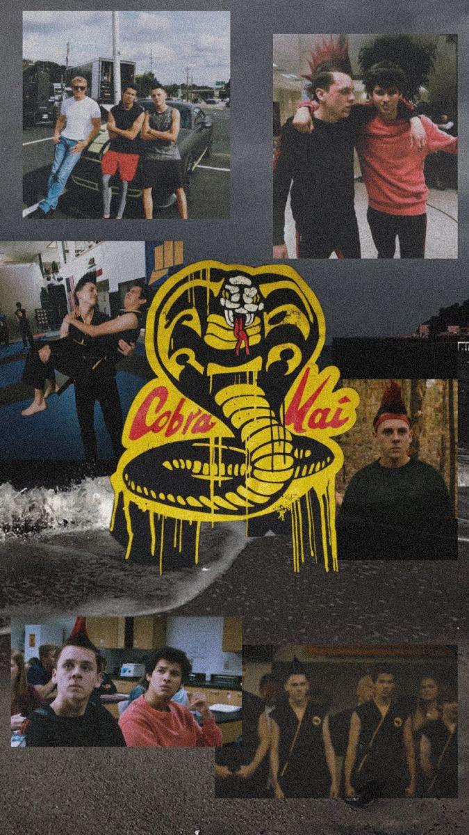 Aesthetic Cobra Kai Wallpaper Cobra kai wallpaper Karate kid 675x1200