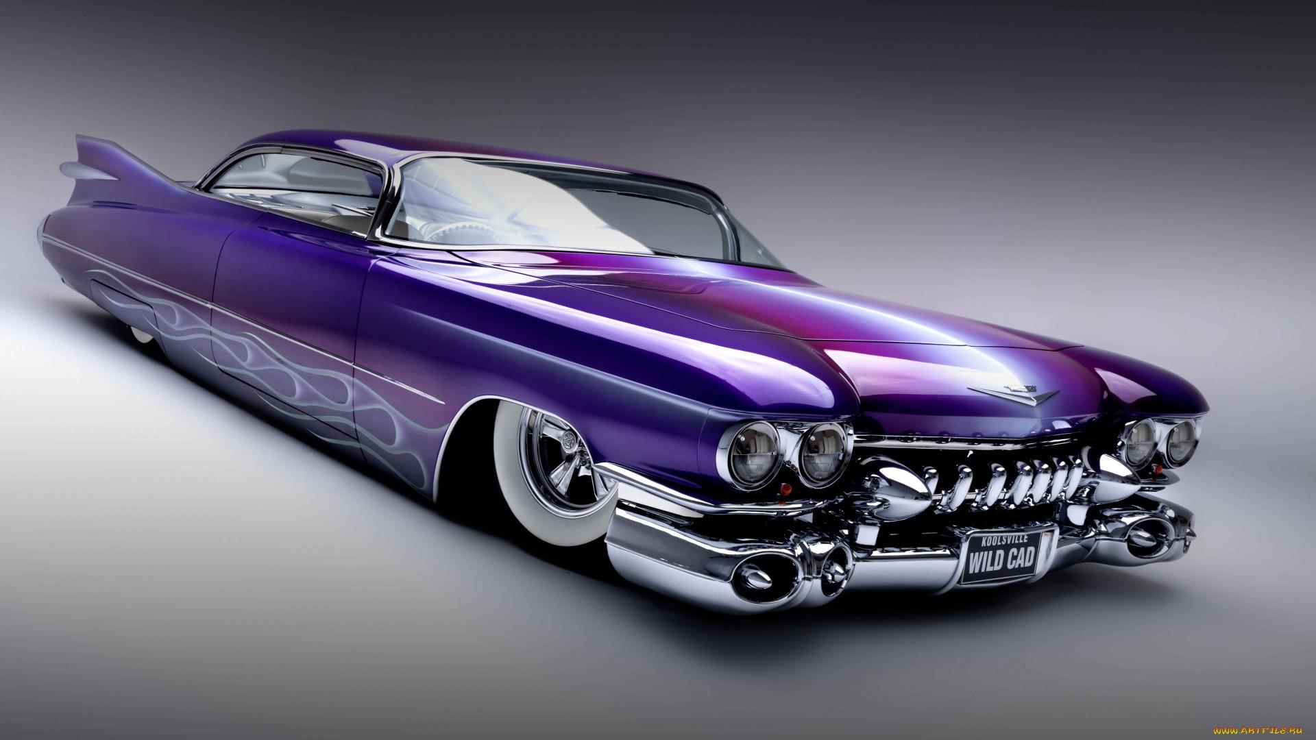 Cadillac lowrider custom classic wallpaper 1920x1080 71417 1920x1080