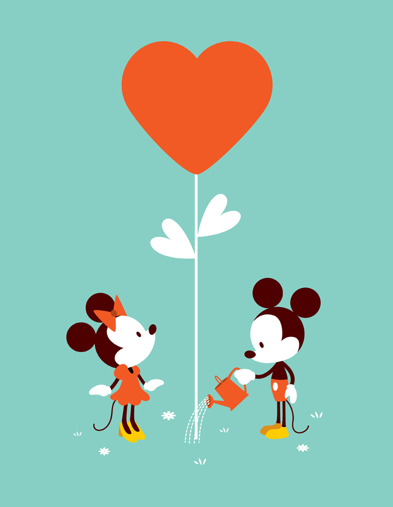 Mickey And Minnie Quotes QuotesGram 800x1033