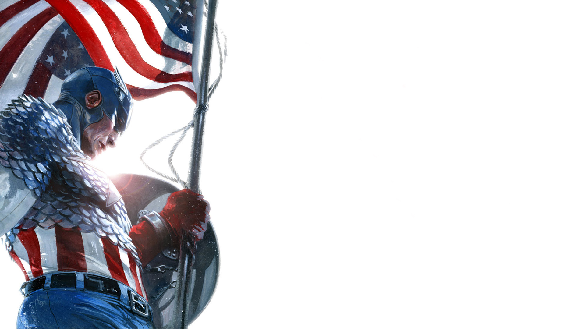 Captain America Wallpaper 1920x1080 Captain America 1920x1080