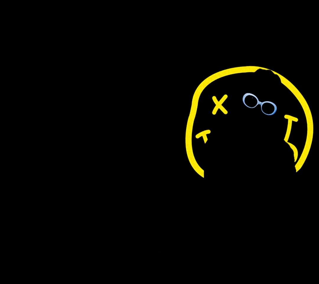 1080x960 music nirvana kurt cobain smiley face rock music alternative 1080x960