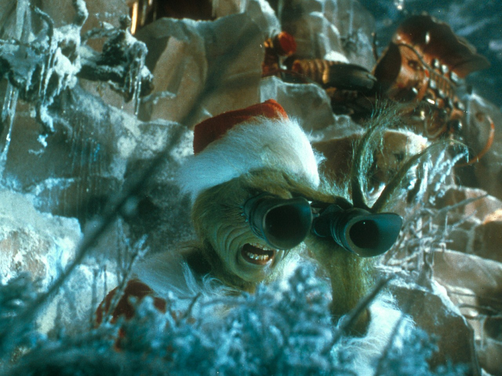 The Grinch   How The Grinch Stole Christmas Wallpaper 33148441 1024x768
