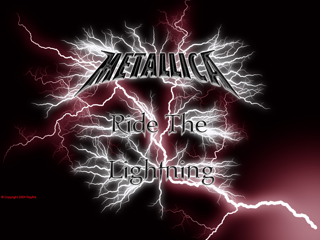 Metallica Ride The Lightning Wallpaper 83782 hd wallpapers 1024x768