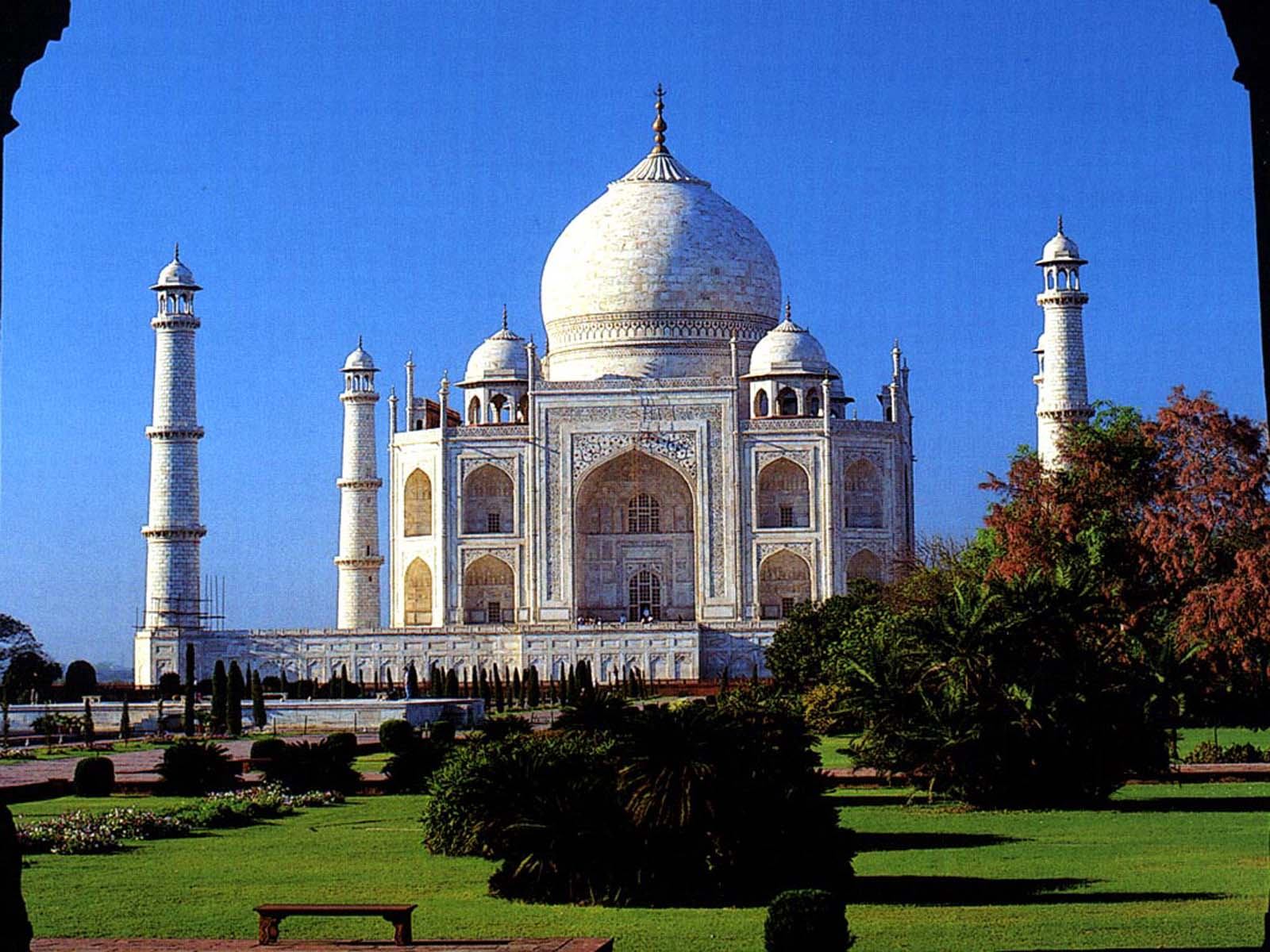 48 taj mahal wallpapers for desktop on wallpapersafari - Taj mahal screensaver free download ...