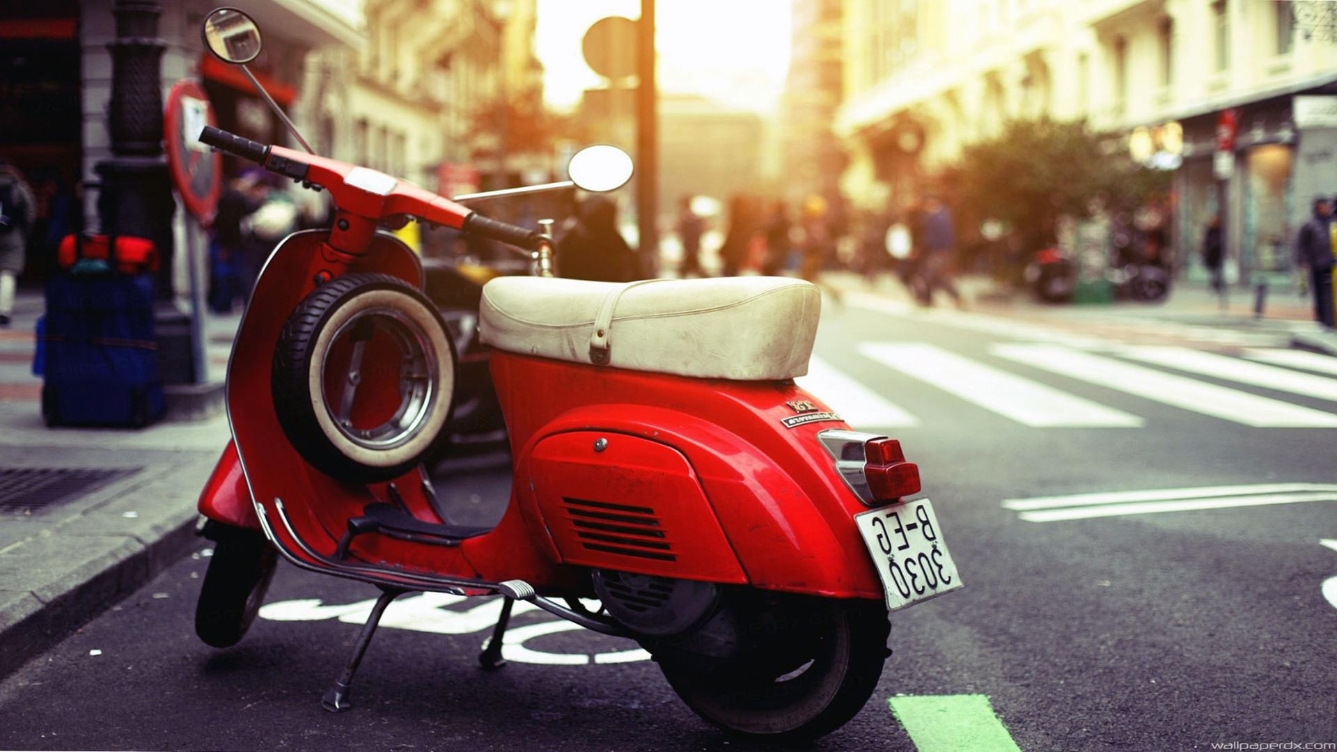 scooter vespa wide full hd wallpaper   1920 x 1080 1920x1080