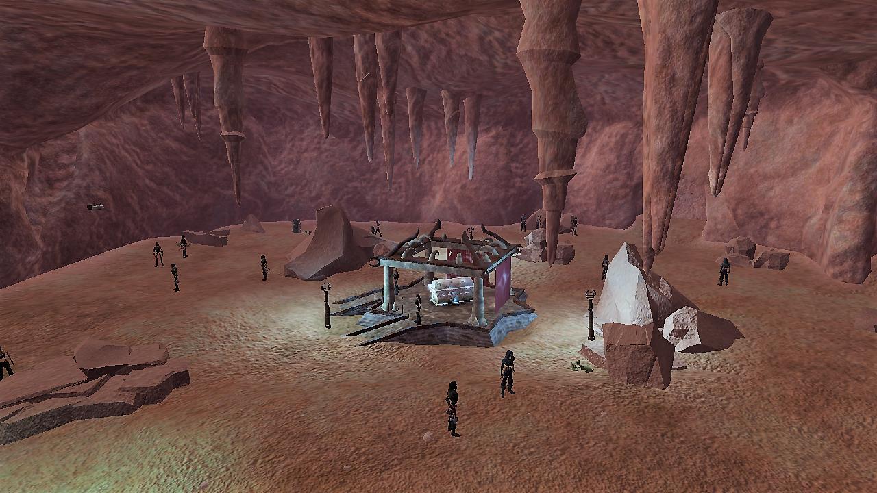 DMorte Burial Chambers Veiled Hollow EverQuest 2 Wiki FANDOM 1280x720
