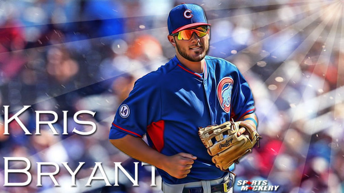 Chicago Cubs fans are salivating at the thought of seeing Bryant on 700x394