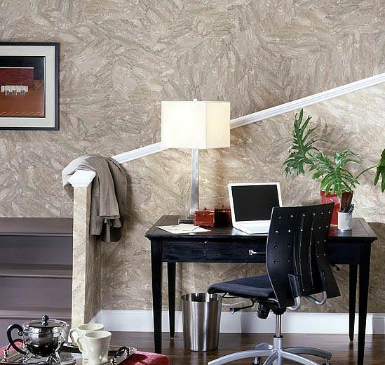 Buy college paper illusion wallpaper
