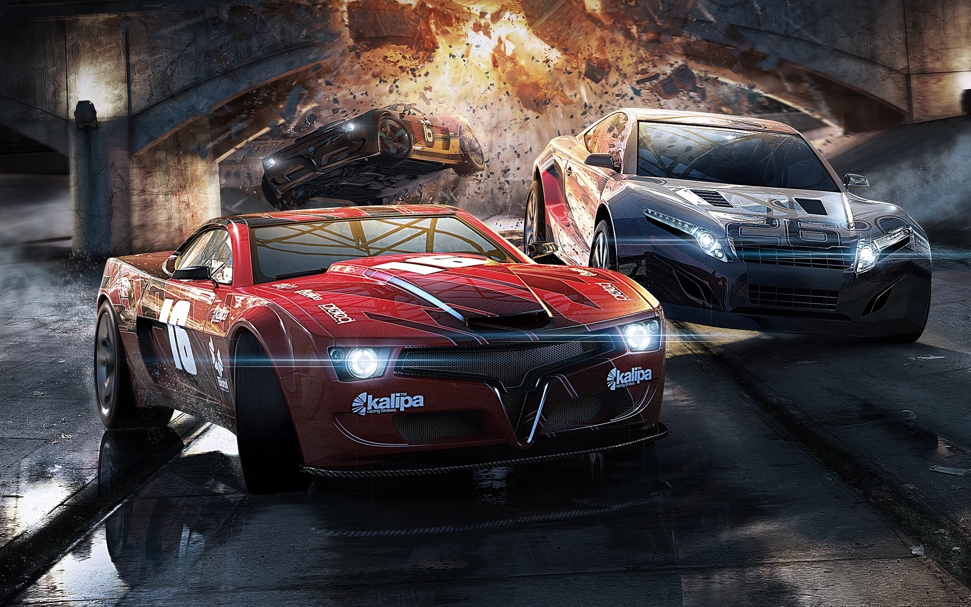 Racing Cars Wallpapers 18 Cool Wallpaper   Hivewallpapercom 1920x1200