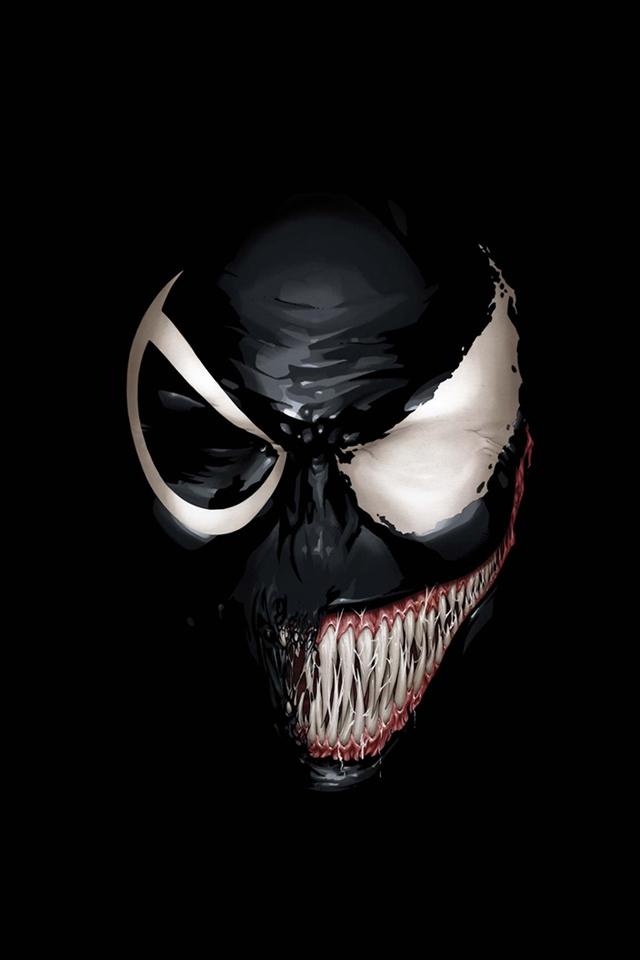Venom Number 9 IPhone Wallpaper 640960 119822 HD Wallpaper Res 640x960
