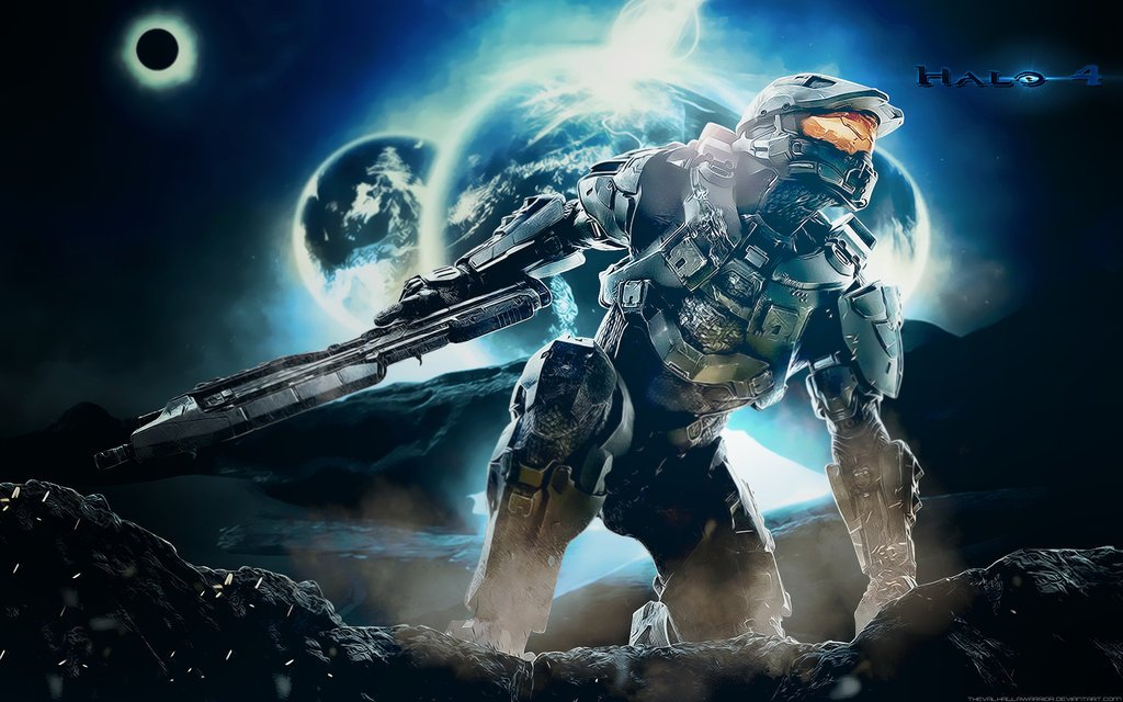 Wallpaper Halo 4 by TheValhallaWarrior 1024x640