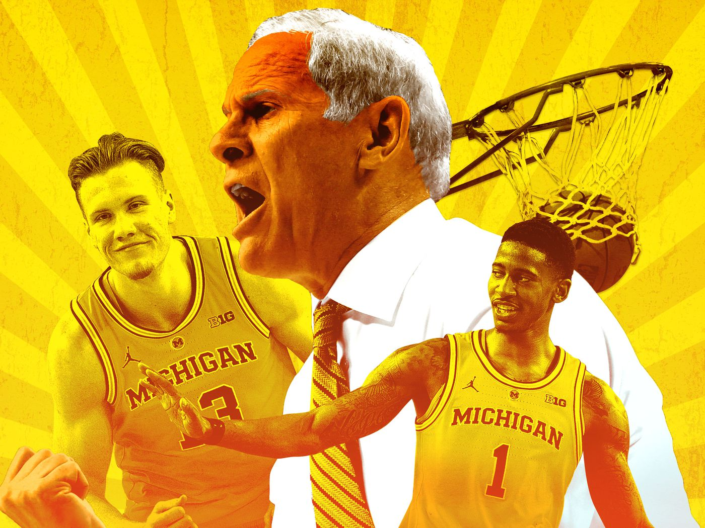 Michigan Is the Most Perfect Team in College Basketball   The Ringer 1400x1050