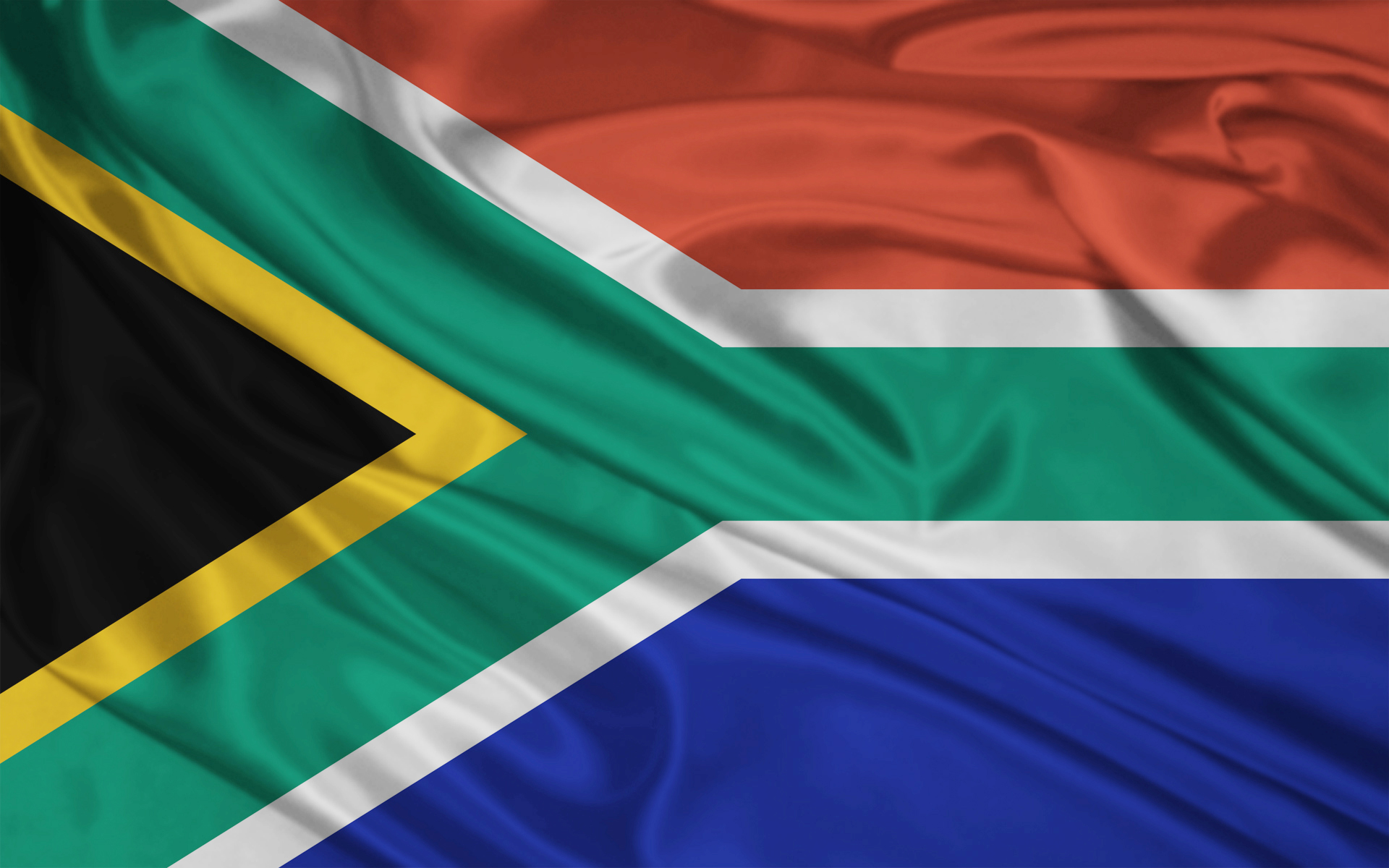 1920x1200 South Africa Flag desktop PC and Mac wallpaper 1920x1200