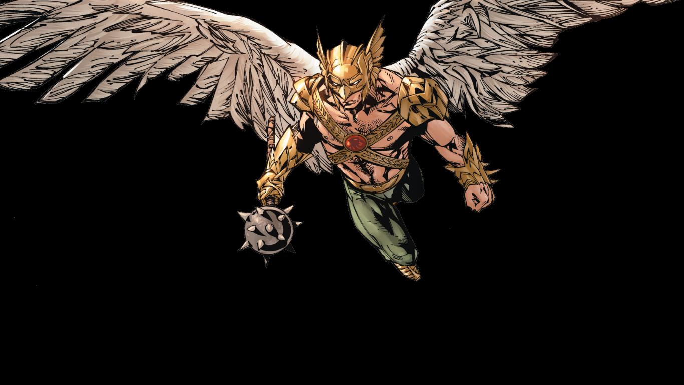 Hawkman Wallpaper 1366x768