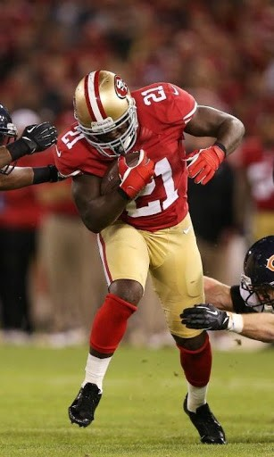 View bigger   San Francisco 49ers Wallpapers for Android screenshot 307x512