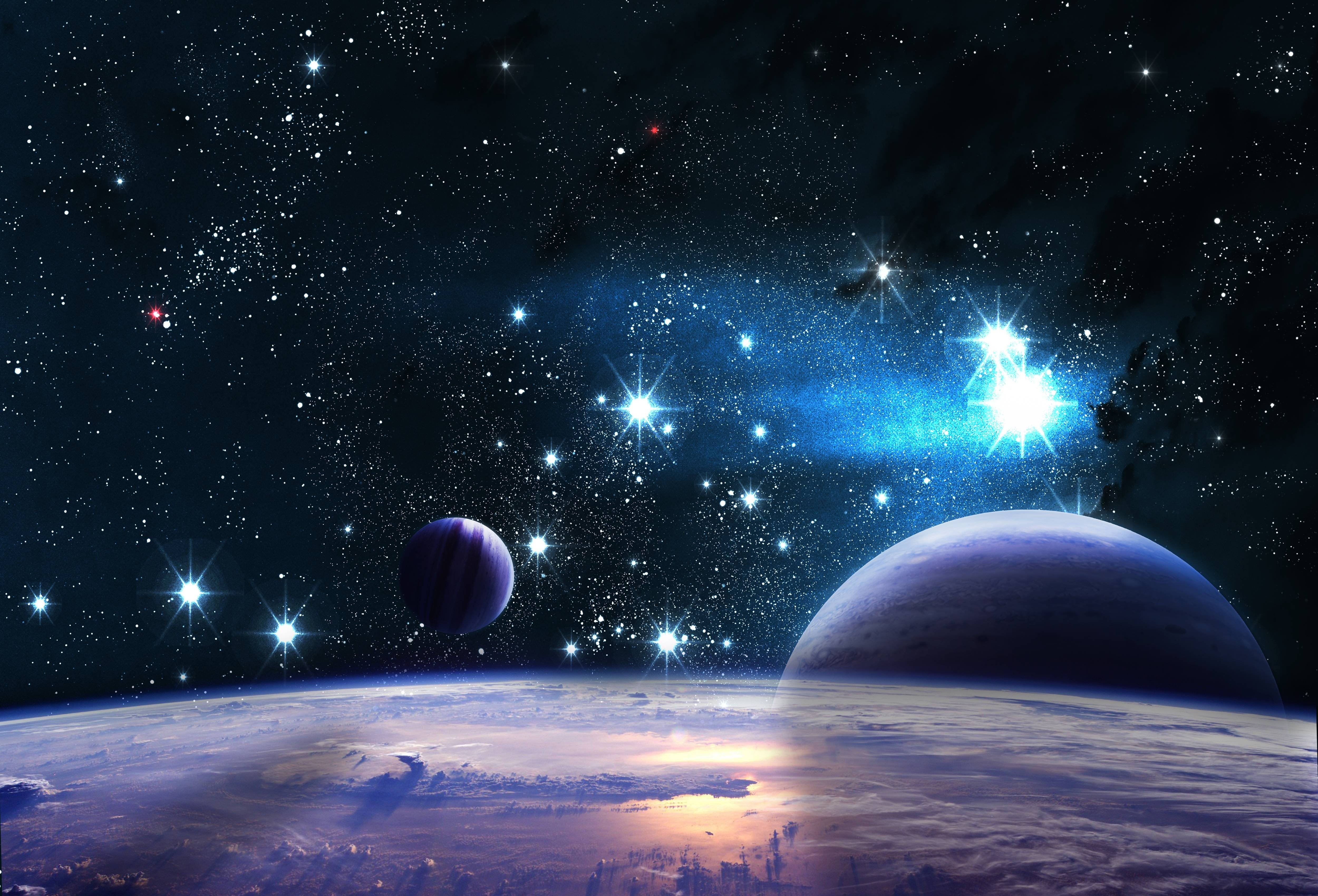 universe stars planets and themes - photo #8