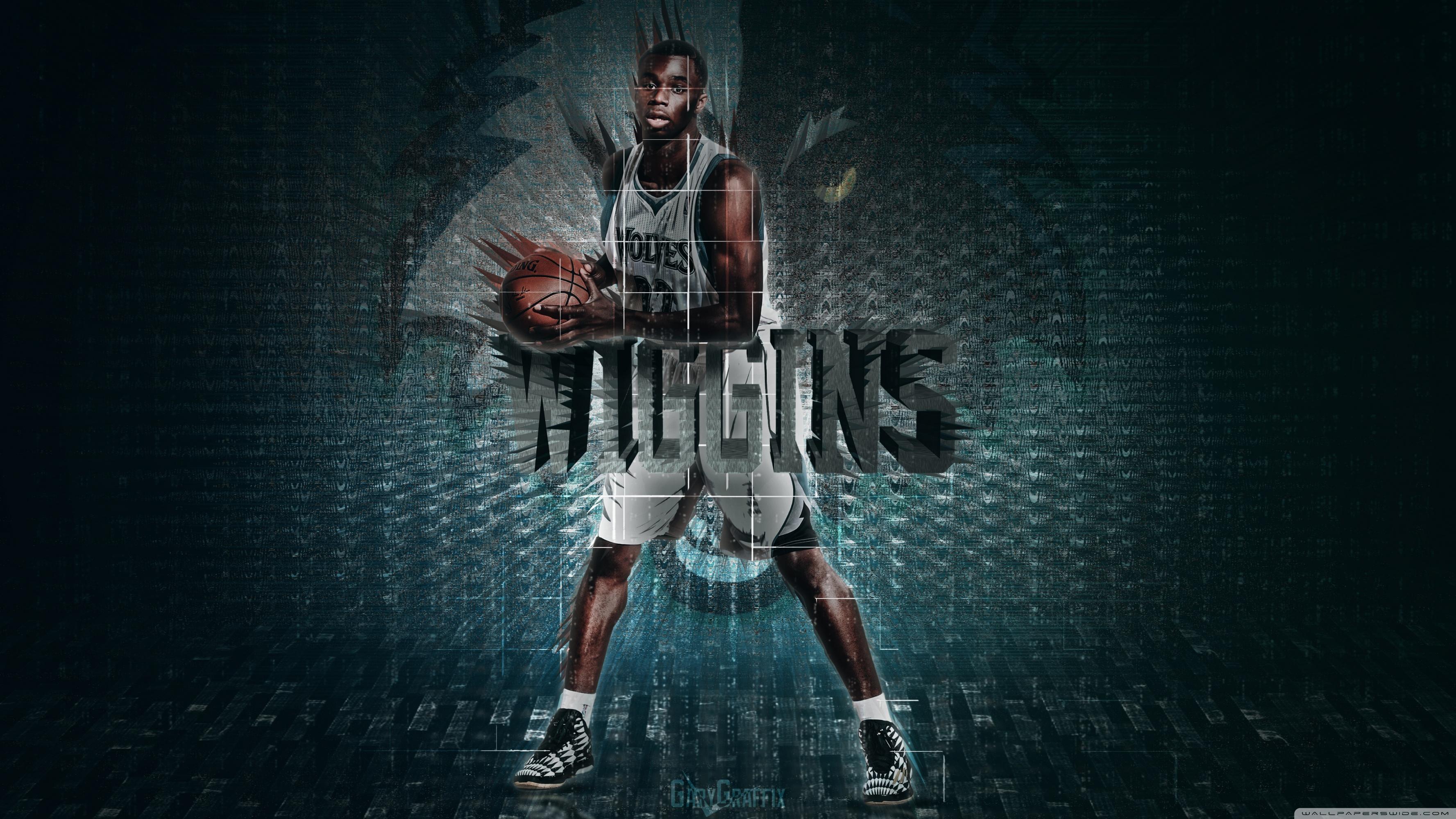 download Andrew Wiggins Timberwolves 4K HD Desktop Wallpaper 3554x1999