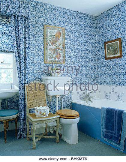 Matching Shower Curtains And Wallpaper Wallpapersafari