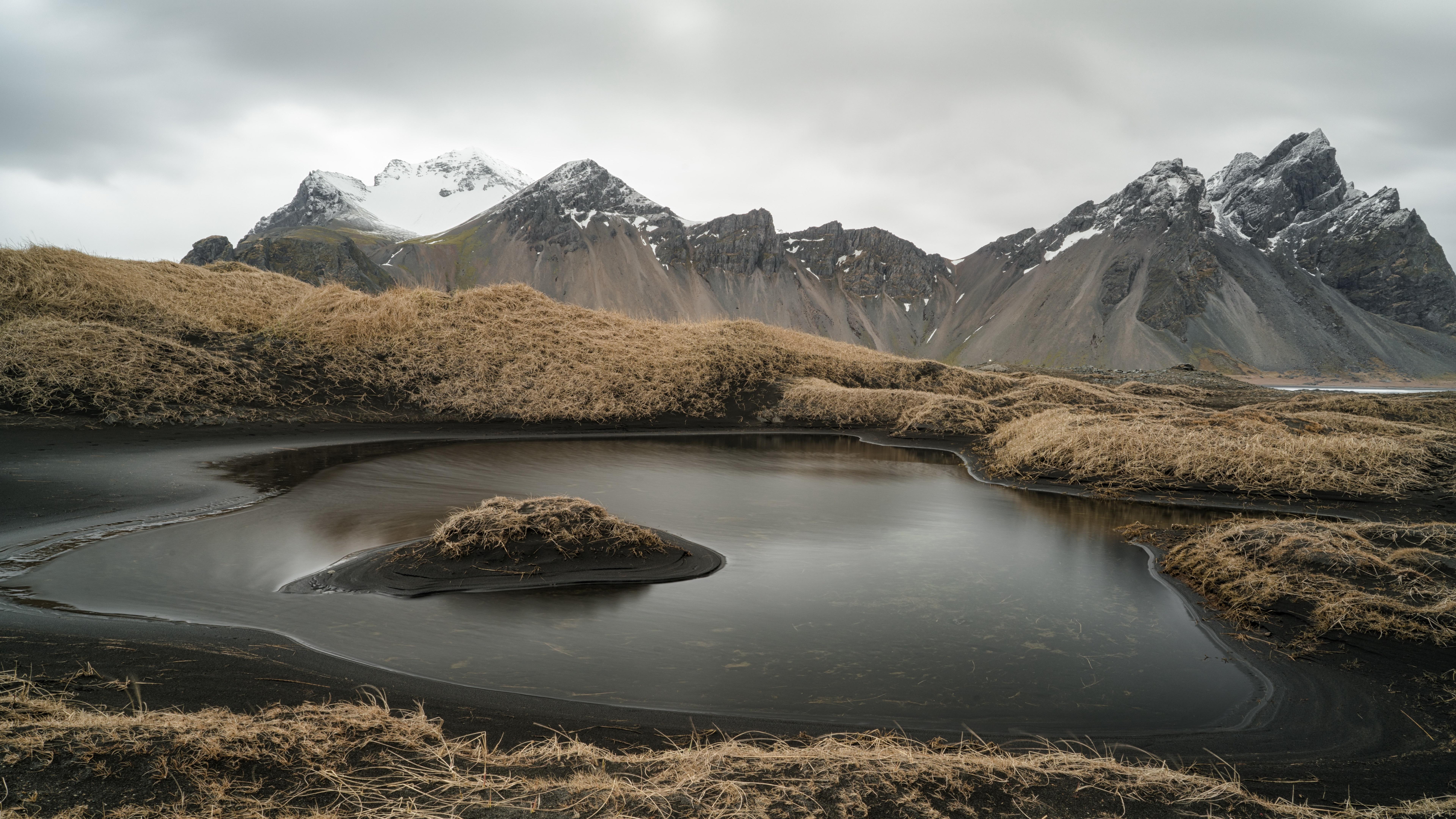 Free download Vesturhorn Iceland 8K Ultra HD Wallpaper ...