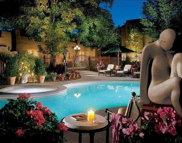 La Posada de Santa Fe a Luxury Collection Resort Spa NM   Resort 632x496