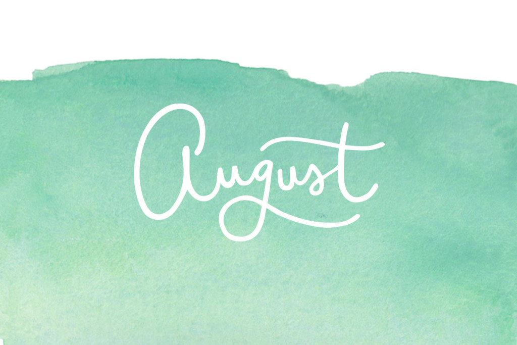 August 2015 Calendars and Wallpaper Red Stamp 1024x683