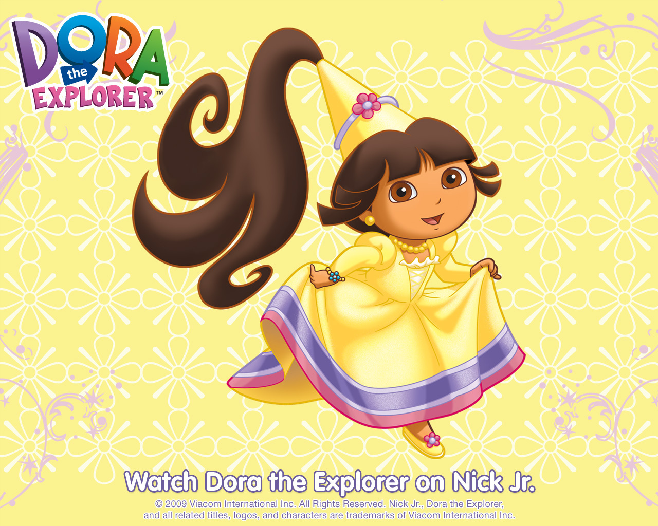 Dora the Explorer images Princess Dora Wallpaper HD 1280x1024