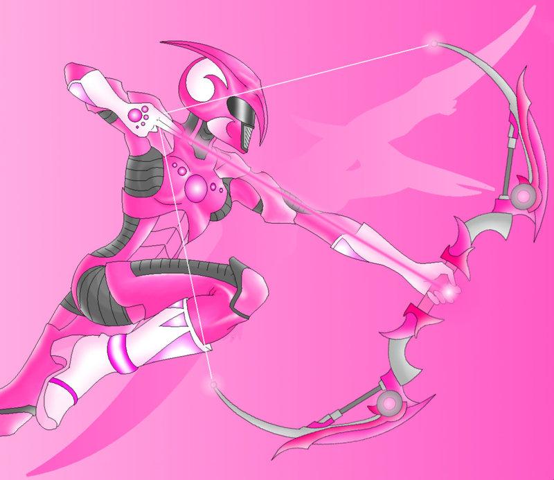 Mighty Morphin Power Rangers Wallpaper: Pink Power Ranger Wallpaper