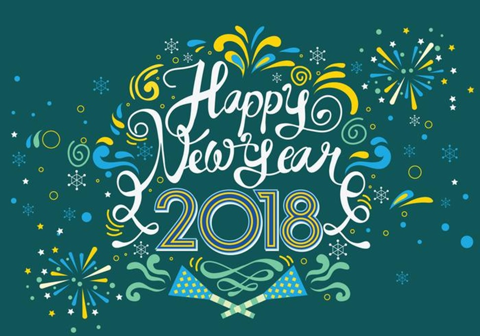 happy new year 2018 images hd wallpapers happy new year 972x680