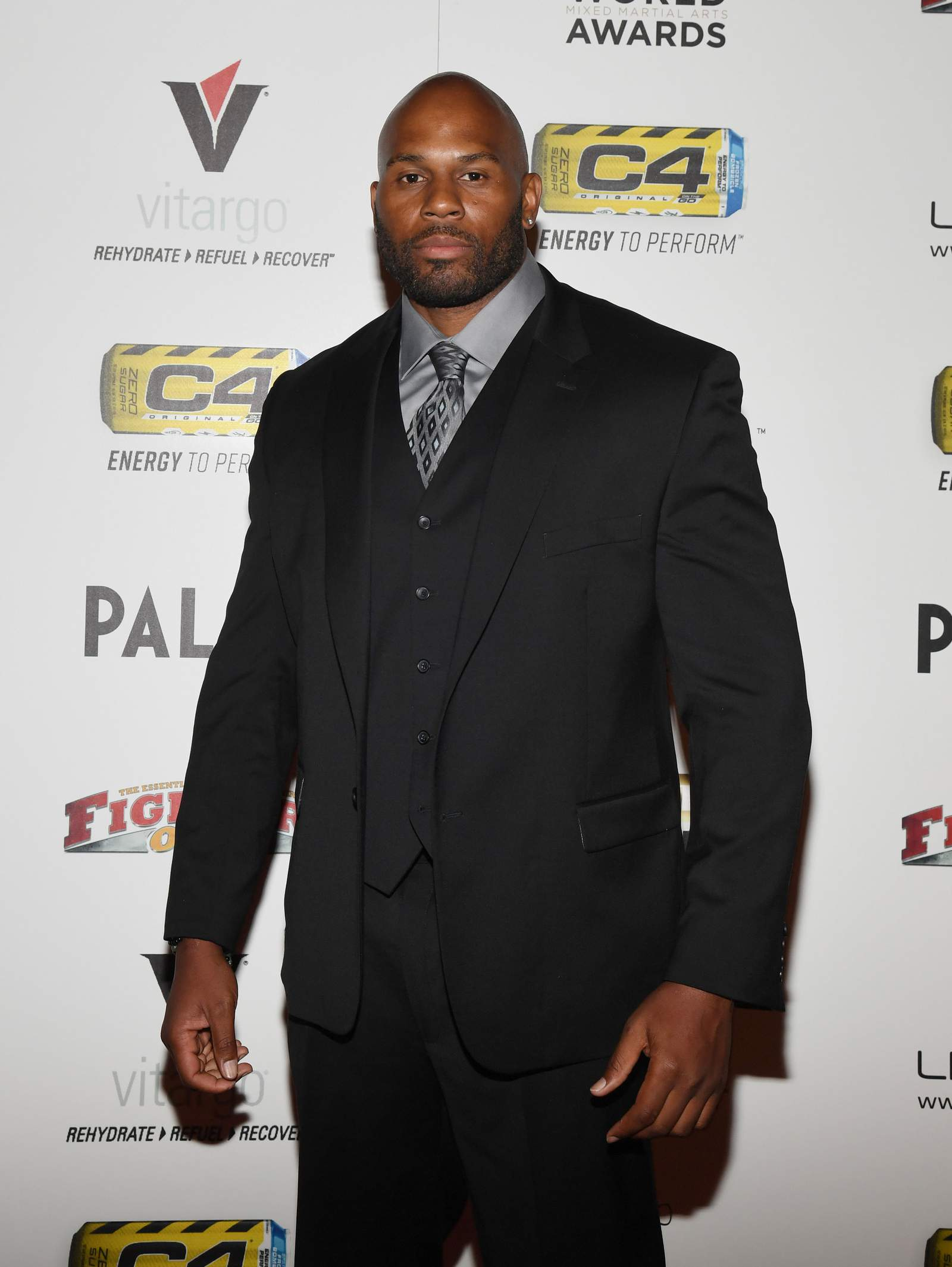 Former WWE Superstar Shad Gaspard is missing after visiting newly 1600x2129