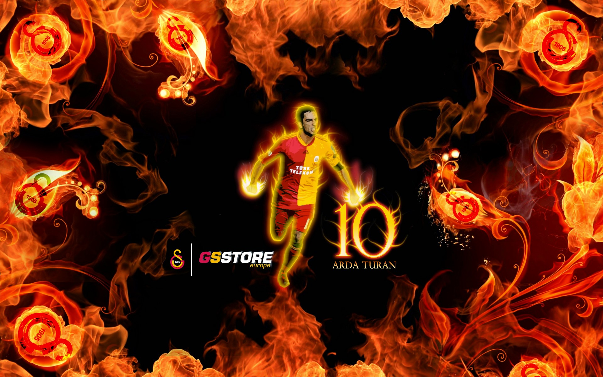Download Galatasaray Wallpapers in HD For Desktop or Gadget 1920x1200