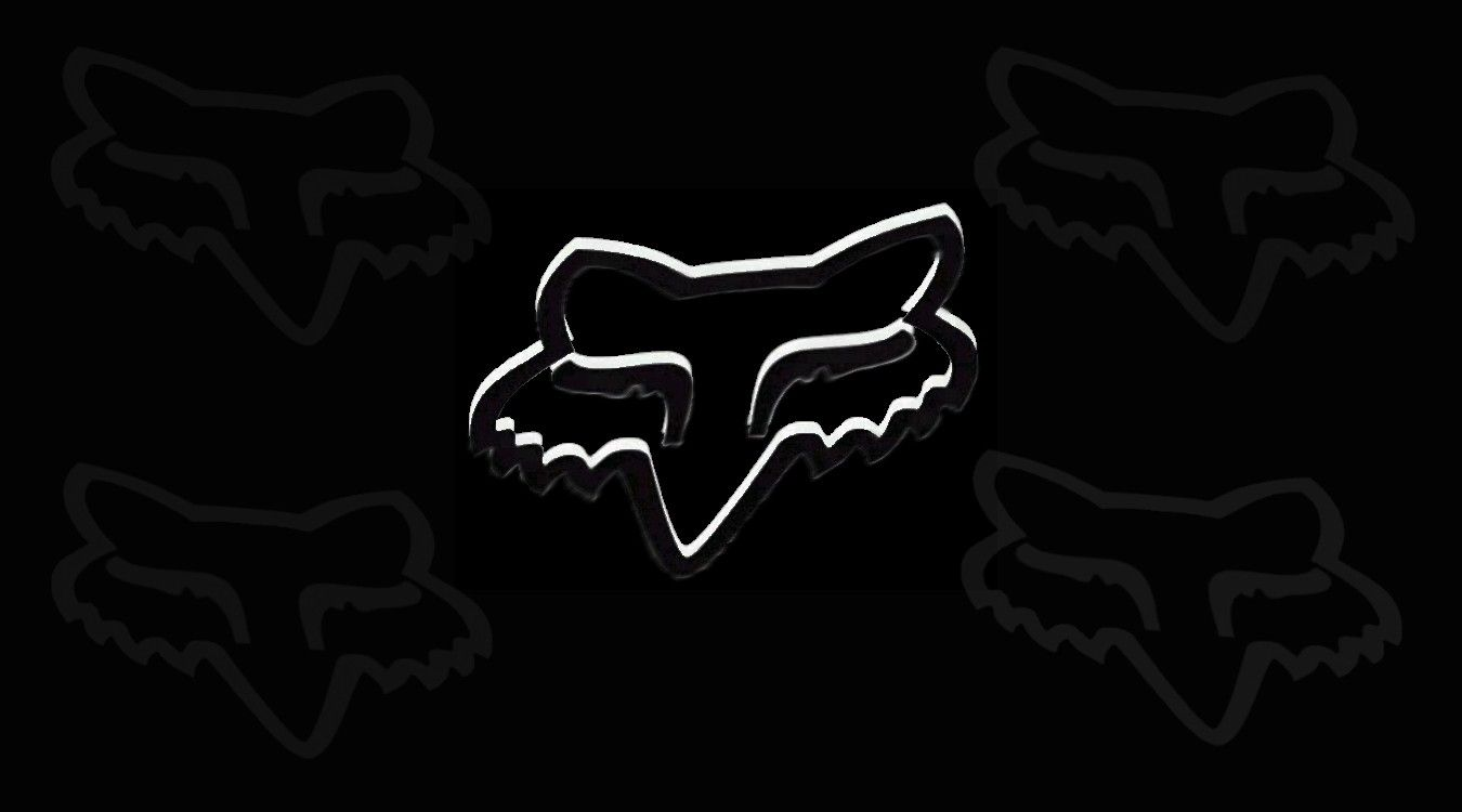 Fox Logo Wallpapers 1350x750