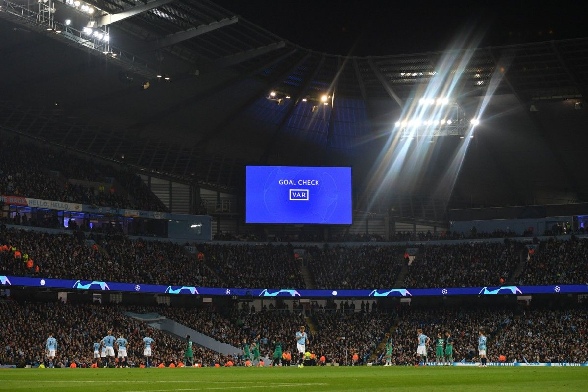 Manchester City Tottenham and how VAR is transforming football in 1200x800