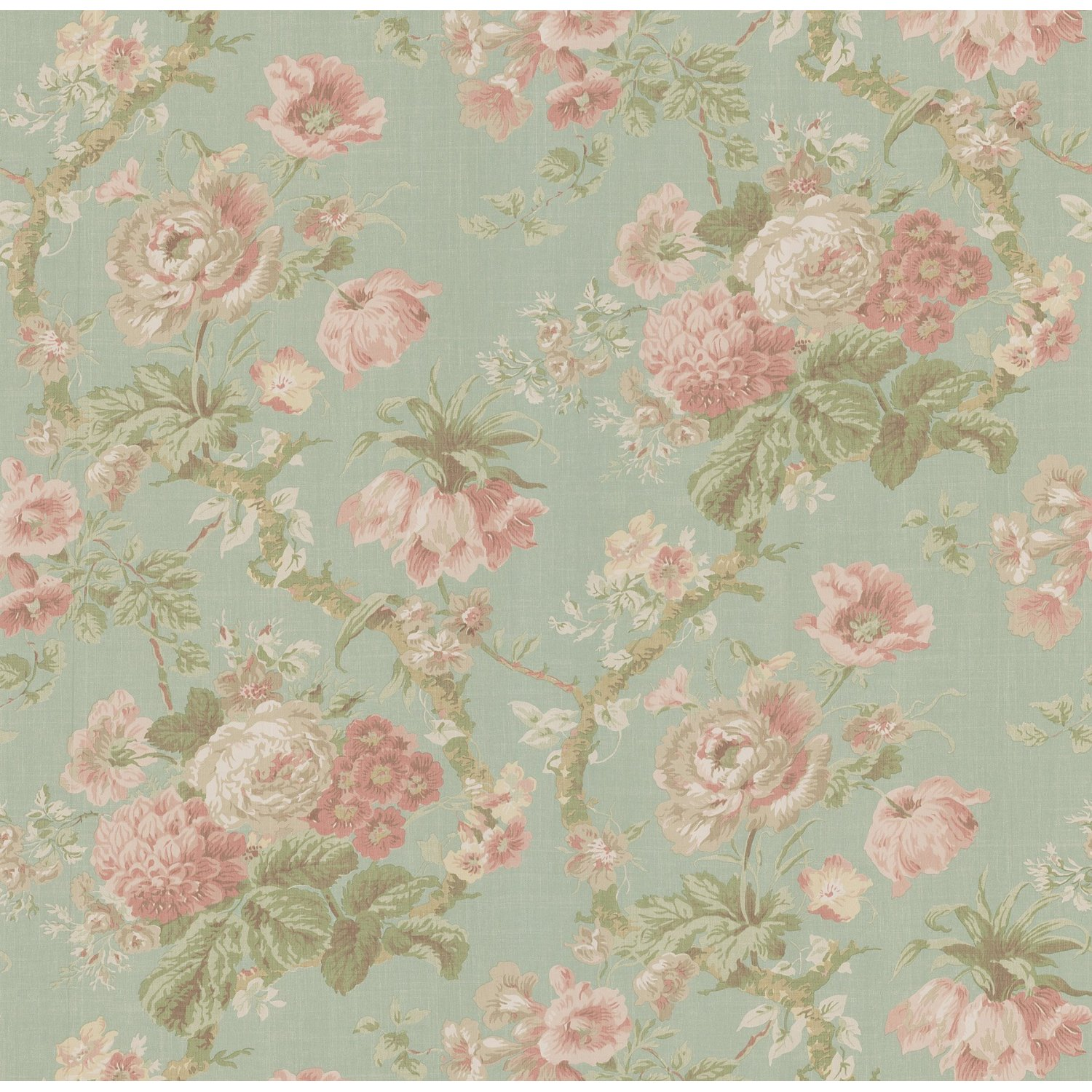Free Download Vintage And Came Up With This Vintage Floral