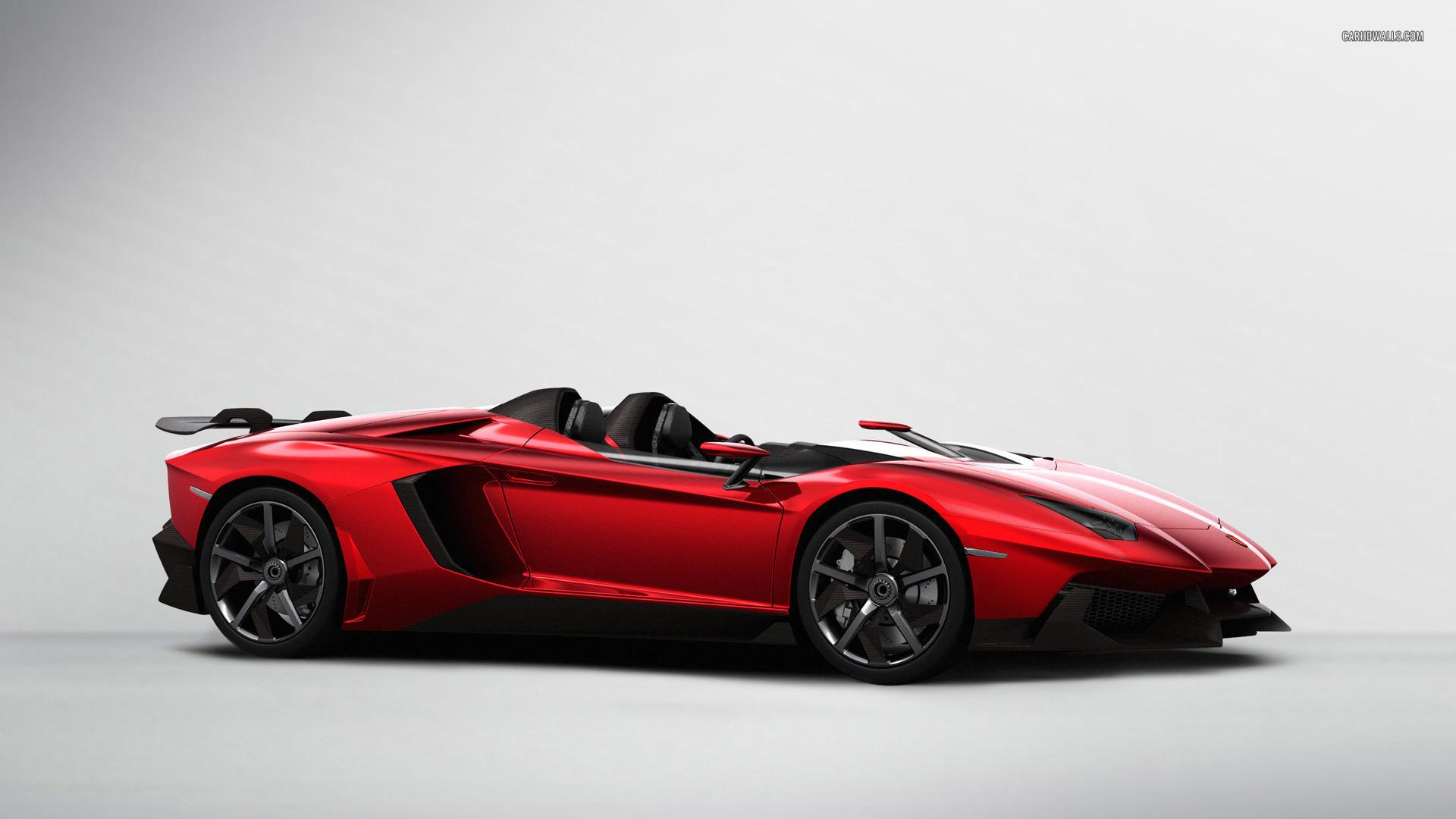 Lamborghini Aventador J Wallpaper - WallpaperSafari