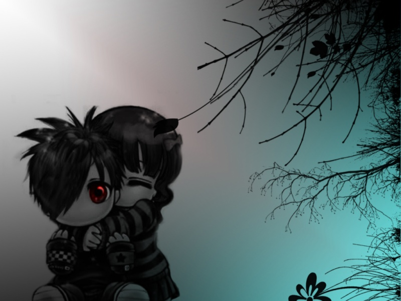 Free Download Info Wallpapers Emo Anime Wallpaper 800x600 For