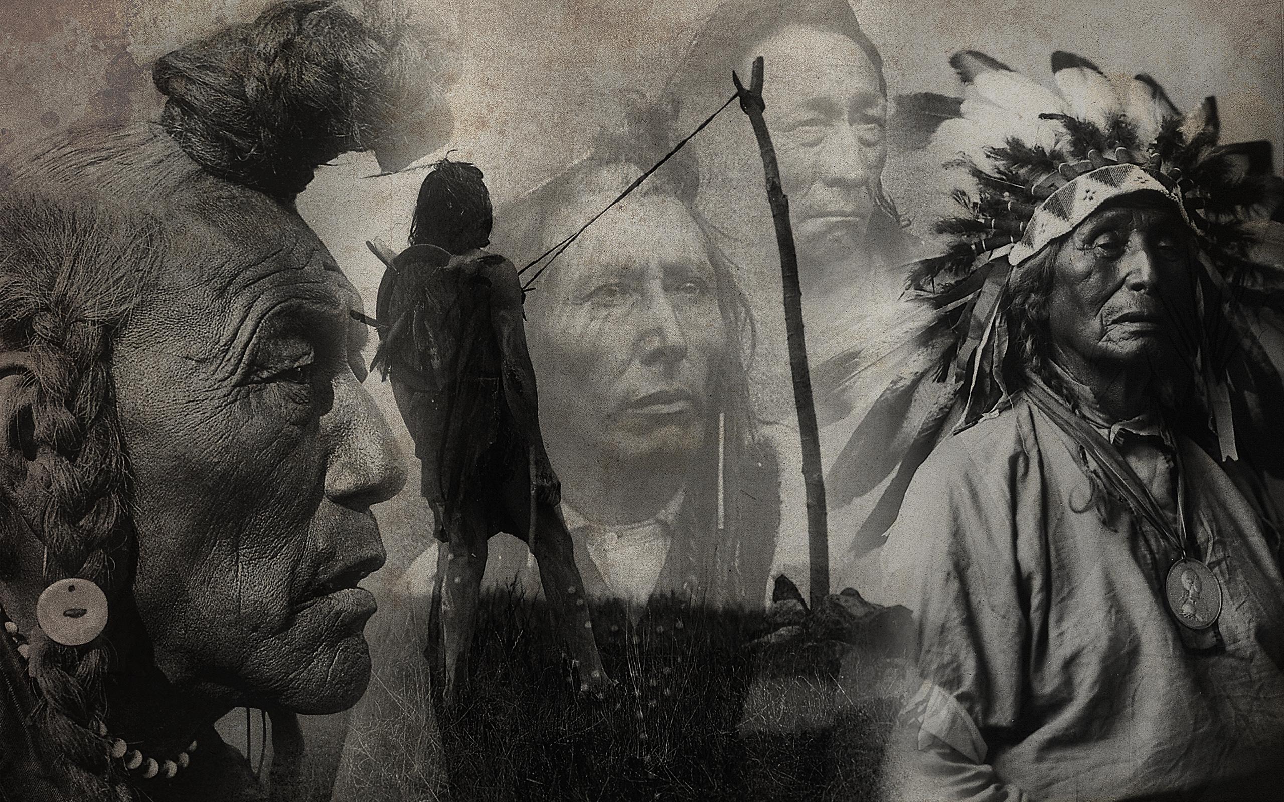 American Indian Desktop Wallpaper 2560x1600