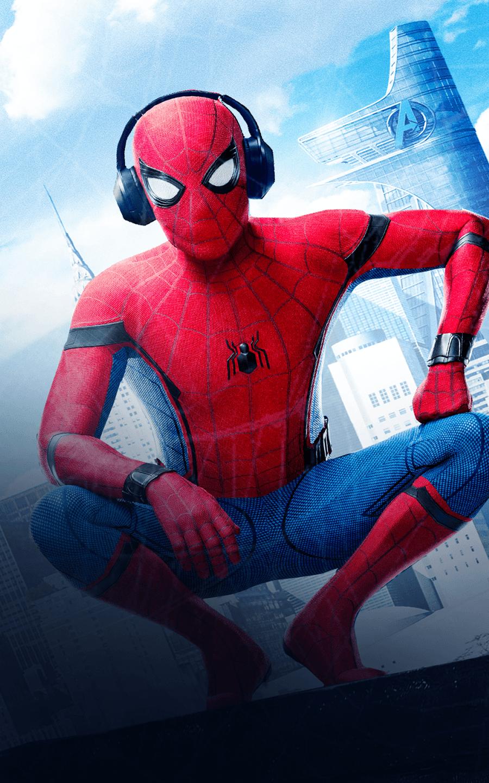 33 Spider Man Homecoming Wallpaper Android On Wallpapersafari