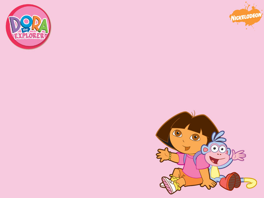 Dora the Explorer Wallpapers 1024x768