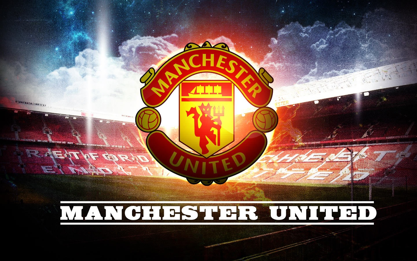 manchester united - HD1440×900