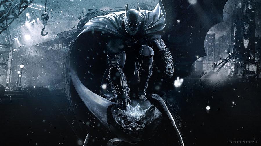 Batman Arkham Origins Wallpaper by TheSyanArt 900x506