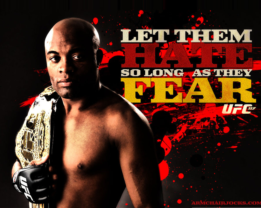 Anderson Silva Wallpaper 2 by armchairjocks 900x720