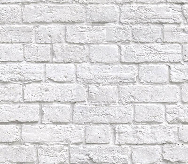 White Brick Wallpaper 800x700